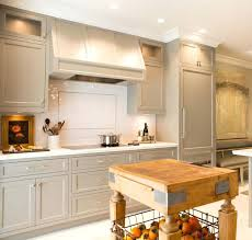 Transitional White Kitchen - transitional kitchen with maple cabinets white dark subscribed