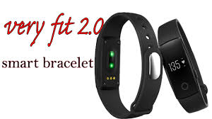 life bracelet app images Very fit 2 0 smart band fitness tracker id107 review jpg
