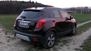 opel mokka 2017 2015 opel mokka 1 4 turbo ecoflex 140 hp test drive youtube