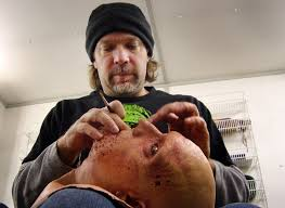 special effects makeup schools in pa greg nicotero talks nightmare factory walking dead and city