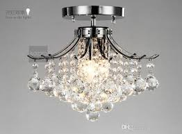 Ceiling Chandelier Innovative Crystal Ceiling Light Fixtures Modern K9 Crystal