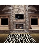 Animal Area Rugs Amazing Deals On Animal Print Area Rugs