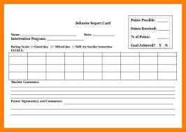 report card template 6 report card template authorized letter