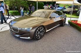 bmw future luxury concept the bmw x7 will be inspired by the vision future luxury concept