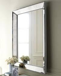 enchanting trendy wall large frameless wall mirrors large