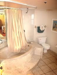 sandpiper beach club accommodations master bathroom whirlpool bath tub shower
