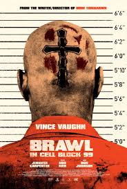 carey ohio halloween horror nights vince vaughn gets violent in brawl in cell block 99 2017