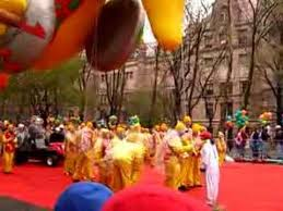 big bird 2006 macy s thanksgiving day parade