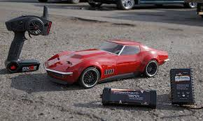 remote corvette 1969 custom corvette v100 s 1 10th rtr vtr03022 vaterra