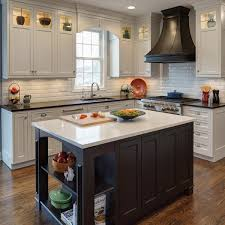 Traditional White Kitchen Images - not so traditional white kitchen drury design