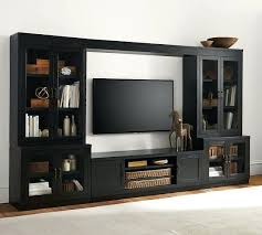 Bookcase Storage Units Bookcase Tv Stands With Bookshelves Avignon Five Shelf Ladder