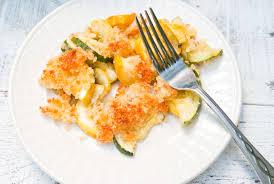 cheesy zucchini and squash casserole