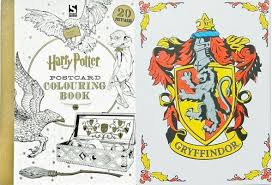 harry potter colouring midst madness