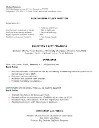 sle resume for bank jobs pdf reader td teller resume sales teller lewesmr