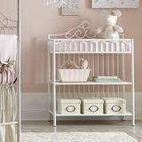 Compact Changing Table Baby S Furniture Iron Changing Table