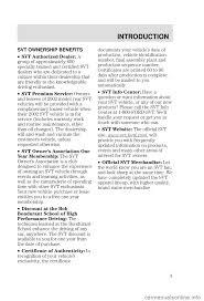 ford focus 2003 1 g svt supplement manual