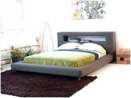 Shelf Bed Frame Headboard With Shelves Pterodactyl Me