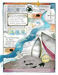 Namekagon River Map Paddling Wisconsin U0027s Flambeau River U2014 Bull Moose Patrol