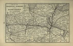 Ohio Railroad Map by Railroadfan Com U2022 View Topic Nyc Through Troy Ohio