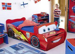 Cars Bunk Beds Toddler Bunk Bed Boys Car Bedframe Bedroom Furniture