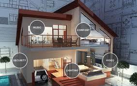 smart home living in a smart home kole digital
