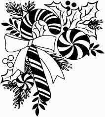 free black and white christmas clipart many interesting cliparts