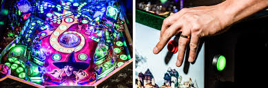 Pinball Map For Top Pinball Competitors Jitters Only Help The New York Times
