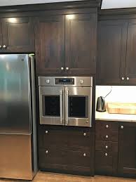 how to clean wood mode cabinets rich stain on custom maple cabinets by wood mode