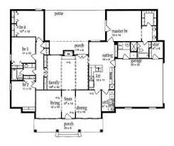 Colonial Open Floor Plans Colonial House Floor Plans Several Major House Plan Styles That
