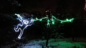 Lincoln Park Zoo Holiday Lights by Zoo Lights Chicago Lincoln Park Zoo 2016 Youtube