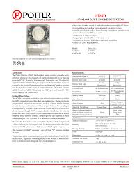 analog duct smoke detector for duct detector wiring diagram