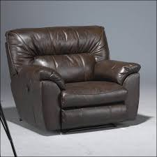living room or big awesome grand leather rocker recliner