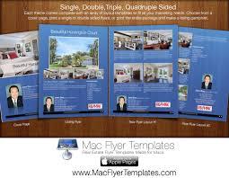 mac brochure templates sneak peak mac flyer templates mac flyer templates for real estate