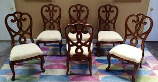 thomasville dining room chairs thomasville cherry dining room set for sale discontinued furniture