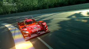 nissan gran turismo get in the seat of the gt r lm le mans racer in gran turismo 6