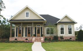 French Cottage Homes by French Creole Home Designs House Plans And More