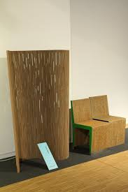 Cardboard Room Divider by Smow Blog Compact Budapest Design Week Special Cardboard Room