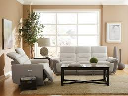 homelegance valda power reclining sofa set grain leather