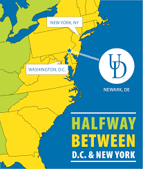 Ud Campus Map Facts U0026 Figures University Of Delaware