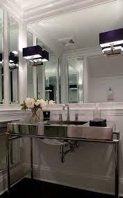 29 best lights mounted thru glass mirror images on pinterest