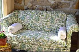 how to reupholster a sofa diy couch before u0026 after four generations one roof
