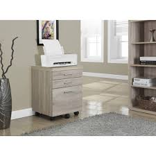 Three Drawer Vertical File Cabinet by Monarch Filing Cabinet 3 Drawer White On Castors Walmart Com