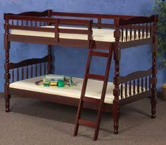 Houston Bunk Beds Solid Wood Staircase Stairway Bunk Bed Bunkbed