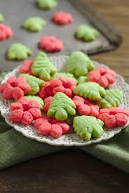 almond spritz cookies recipe mildly meandering