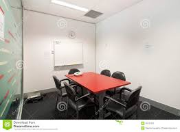 small meeting room stock image image of unoccupied interior