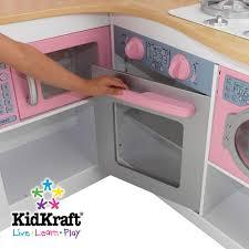kidkraft modern espresso kitchen kidkraft corner kitchen home design ideas