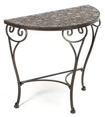 Mosaic Accent Table Innovative Mosaic Accent Table Bolla Mosaic Outdoor Console Table
