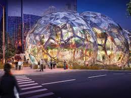 amazon new headquarters renderings business insider