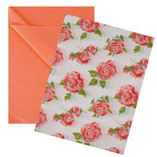 floral printed tissue paper wrap tissue paper color tissue paper printed tissue paper custom
