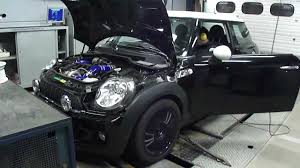 Mini Cooper Info Mini Cooper S R56 265 Hp Dyno Run At Beek Auto Racing Youtube